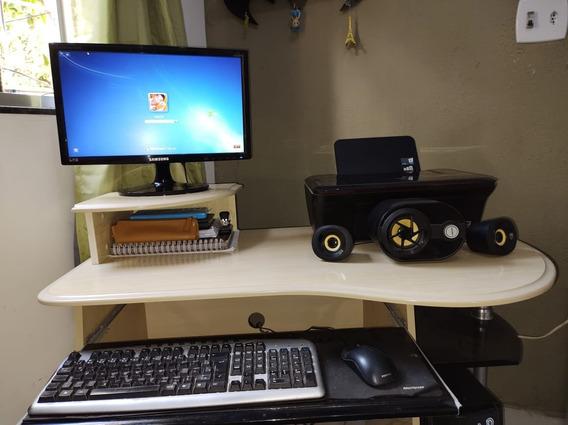 Vendo Computador Completo + Impressora Hp