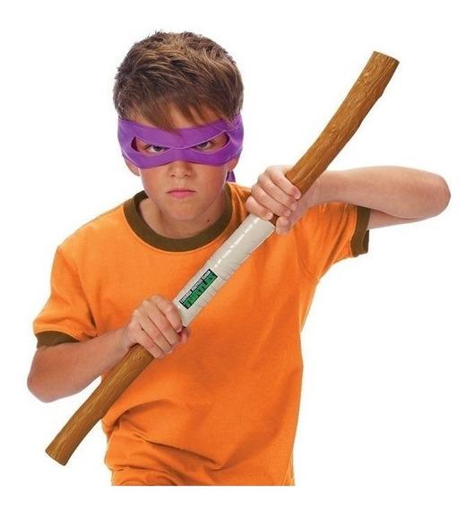 Donatello Equipamento De Combate Tartarugas Ninja Role Play