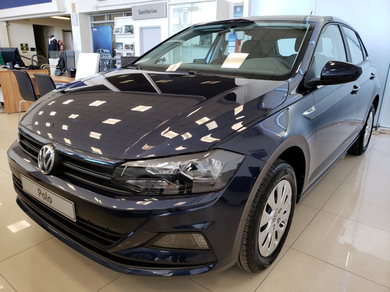 Volkswagen Polo 1.6 Msi Trendline 0 Km 2020 10