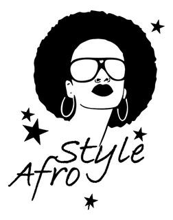 Adesivo De Parede - Afro Style 115x60cm