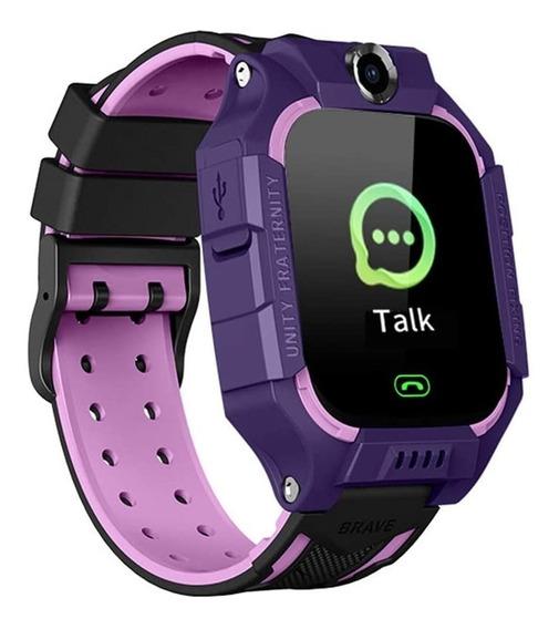 Ller76 Teléfono Smartwatch Para Niños - Reloj De Pantalla Tá