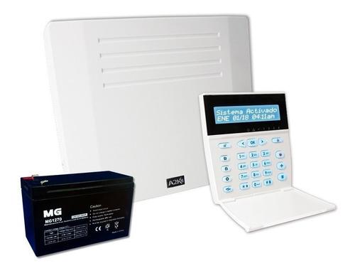 Alarma Casa Panel Con Teclado