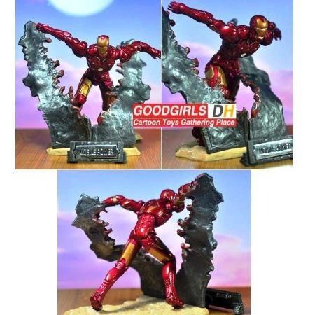 Figura De Ação Homem De Ferro 3