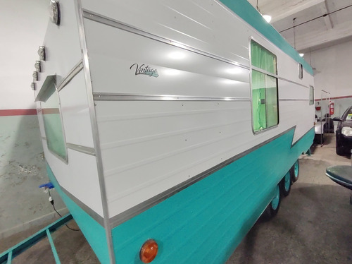 Casa Rodante Motorhome Linea 620 Vintage Camper 2021