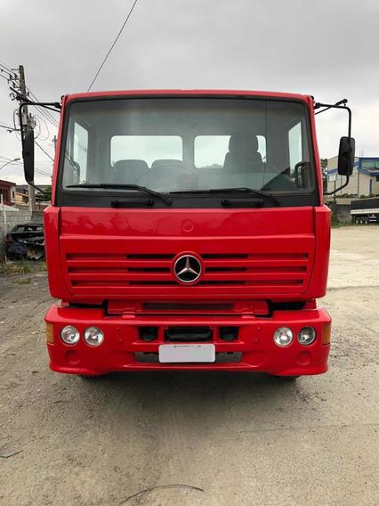 Mercedes Mb 1420 6x2 2004 No Chassi