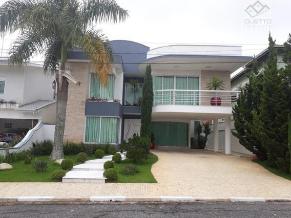 Sobrado Com 4 Dormitórios À Venda, 525 M² Por R$ 3.660.000 - Jardim Residencial Suzano - Suzano/sp - So0068