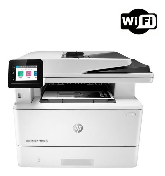 Impressora Multifuncional Laser Pro M428fdw W1a28a M428