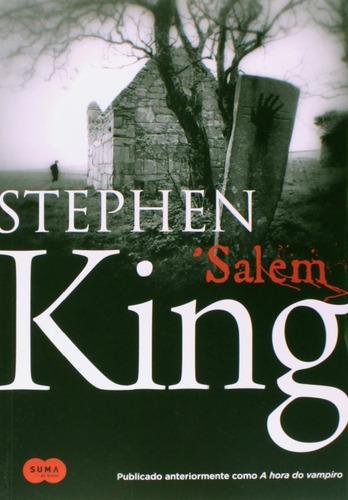 Livro Salem - Stephen King