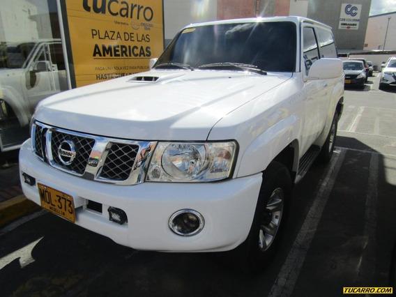 Nissan Patrol Y61 Sgl Mt 3000cc Td 3p Ct