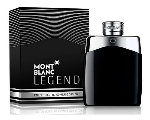 Loción Perfume Mont Blanc Legend Homb - mL a $1820
