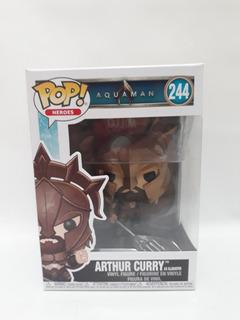 Funko Pop Aquaman Arthur Curry Gladiator #244