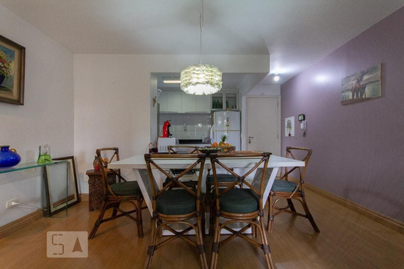 Apartamento No 7º Andar Com 2 Dormitórios E 2 Garagens - Id: 892943149 - 243149