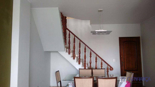 Imagem 1 de 21 de Cobertura Residencial À Venda, Méier, Rio De Janeiro. - Co0028