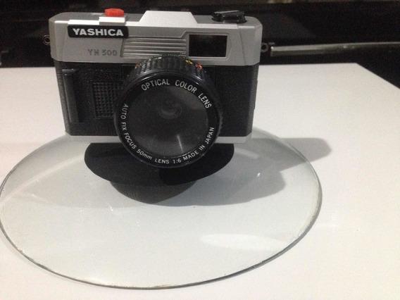 Antiga Maquina Fotográfica Yashica Yn 500