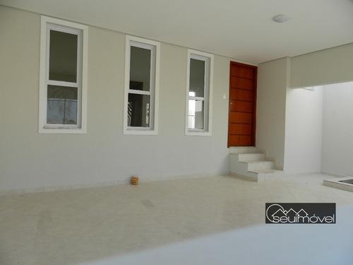 Casa Com 3 Dormitórios À Venda, 160 M² Por R$ 470.000,00 - Jardim Paulista - Itu/sp - Ca0107