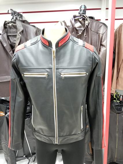 Jaquetas De Couro Masculino De Luxo , Promoção