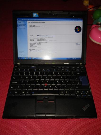 Notebook Lenovo Thinkpad I5 6gb