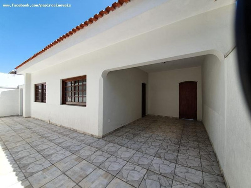 Casa Para Venda Em Tatuí, Nova Tatui, 3 Dormitórios, 1 Suíte, 2 Banheiros, 3 Vagas - 528_1-1376080