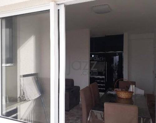 Apartamento Residencial À Venda, Jardim America, Paulínia. - Ap0759