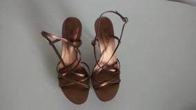 Sandália Salto Fino