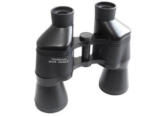 Binocular Wallis Tipo Porro 10x50 Mm, Enfoque Automático