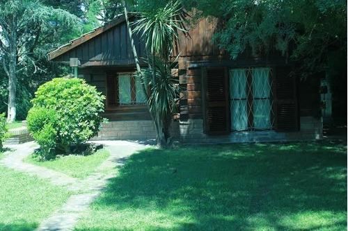 Imagen 1 de 14 de Buena Quinta En La Reja Tipo Cabaña Con Planos Y Escritura