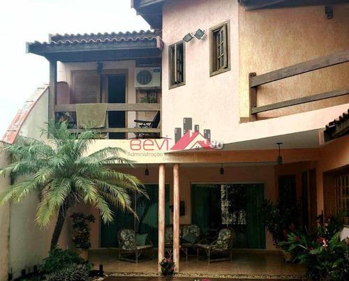Imagem 1 de 30 de Casa De Condomínio Com 3 Dorms, Dois Córregos, Piracicaba - R$ 1.5 Mi, Cod: 5178 - V5178