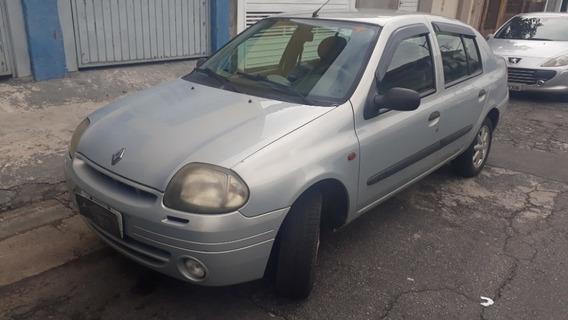 Renault Clio Rt 1.6 Sedan - 2001