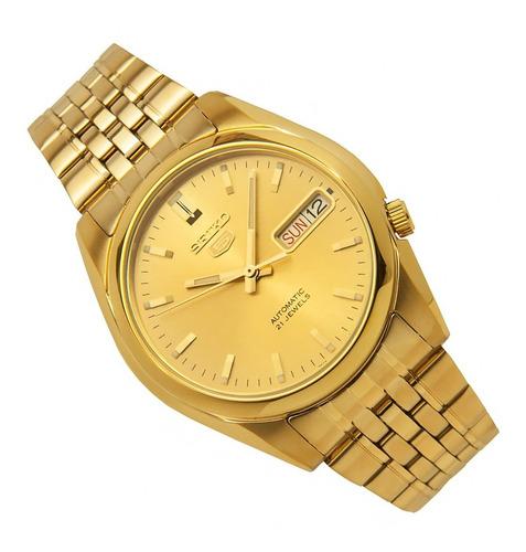 Reloj Seiko 5 Automatic Snk366k1