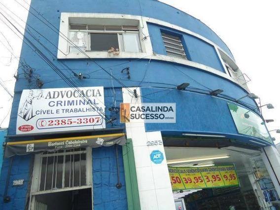 Sala Comercial 42m², Vila Carrão - Sa0377. - Sa0377