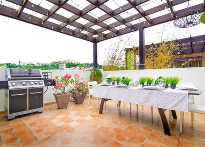 Apartamento Amueblado En El Eden Santiago Rd