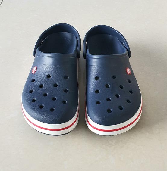 Crocs Crocband Nro 41/42 Impecables!!