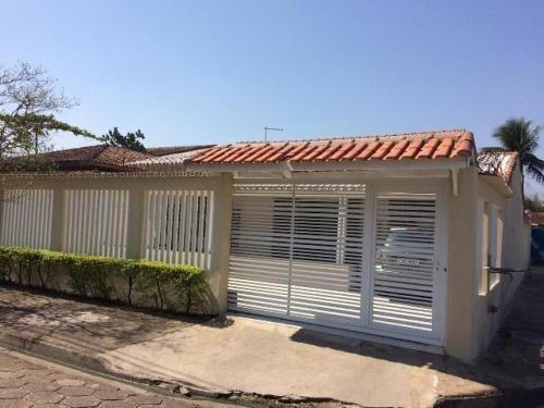Belíssima Casa À Venda No Belas Artes - Itanhaém 5884 P.c.x