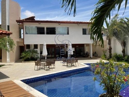 Imagem 1 de 19 de Excelente Casa Duplex  4/4 Com 2 Suites No Itaigara , 780m, 7 Vagas De Garagem  E Mobiliada - Jn078 - 69672923