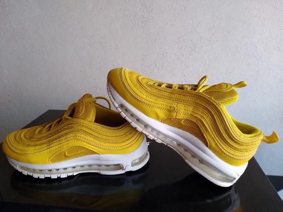 air max 97 amarillas hombre