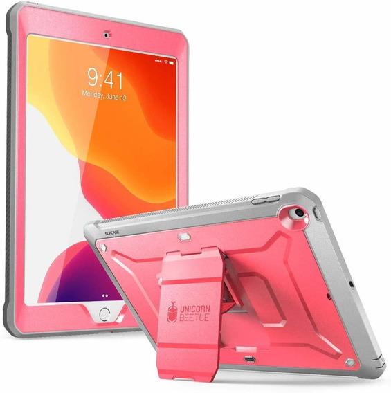 Carcasa C/protector De Pantalla Supcase Ubpro Para iPad 10.2