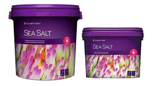 Imagem 1 de 1 de Aquaforest Sea Salt 5kg