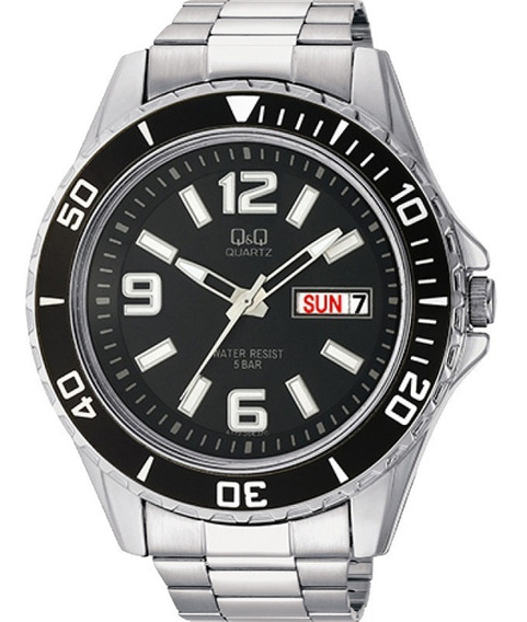 Relógio Q&q Masculino Original Garantia Nota A172-205y