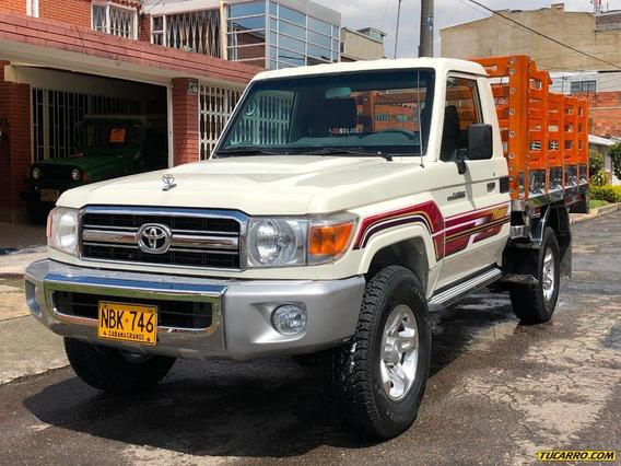 Toyota Land Cruiser 4x4 4000cc Mt Aa Ab Abs Dh Fe