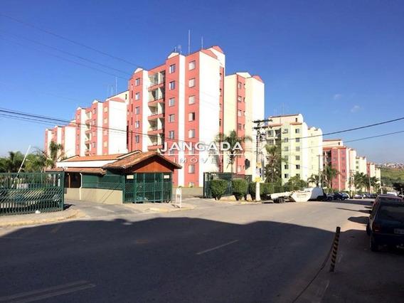 Apartamento 02 Dormitorios No Guimaraes Rosa - 11263
