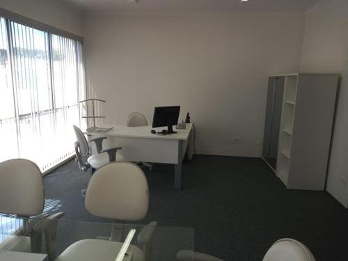 Imagem 1 de 5 de Sala Para Alugar, 52 M² Por R$ 1.477,91/mês - Jardim Do Mar - São Bernardo Do Campo/sp - Sa4394