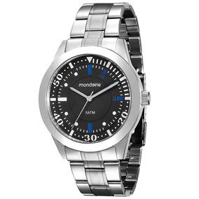 Relógio Mondaine Masculino Prata 78735g0mvna1 Mondaine