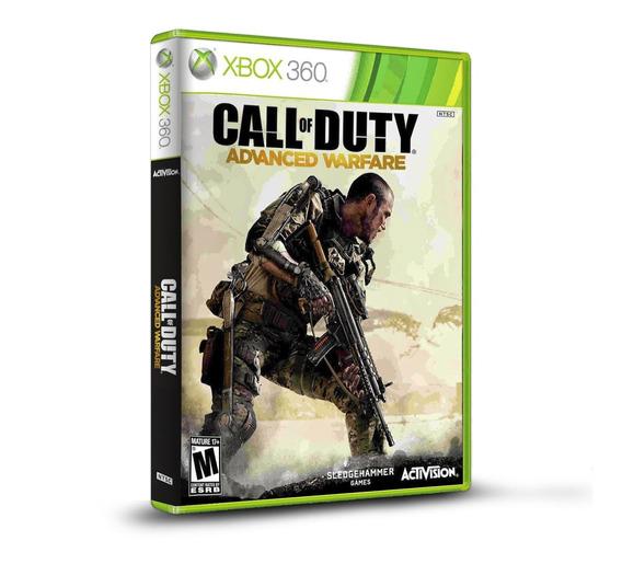Call Of Duty Advanced Warfare - Original Para Xbox 360 Novo