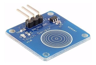Modulo Sensor Touch Capacitivo Ttp223b Tactil Arduino