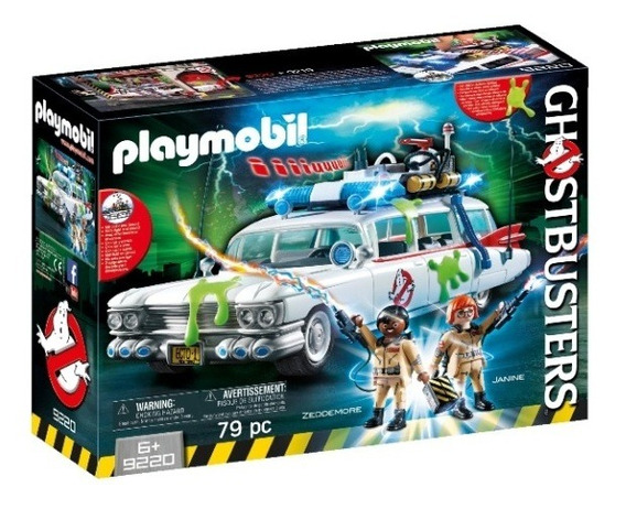 Playmobil - Ecto - 1 Ghostbusters