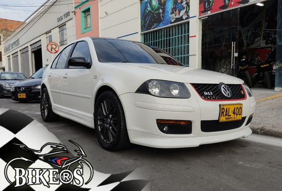 Volkswagen Jetta Gli 1800 Turbo 2010, Bikers!!