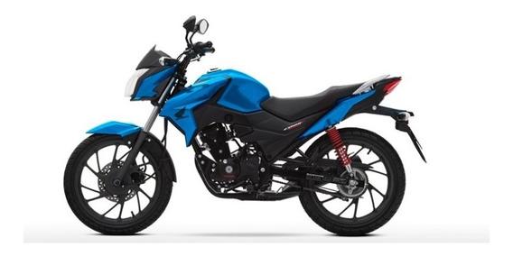 Moto Honda Cb 125 F Twister 0km Finacia 12/18 C/tarjeta