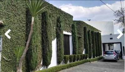 Vendo Preciosa Casa Con Vista Panoramica, Tlalpan