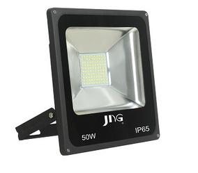 Refletor Super Led Jng Eco 50w 6500k Bivolt Branco Frio