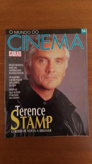 Revista O Mundo Do Cinema N° 14 Terence Stamp Caras